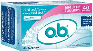 Post image for Rite Aid: o.b. Products $.75