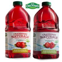 Post image for Old Orchard Cranberry Naturals Juice Coupon
