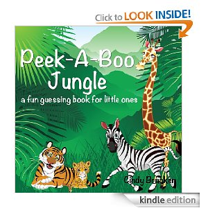 Post image for Amazon Free Book Download: Peek-A-Boo Jungle