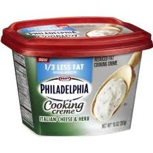 Post image for Reduced Fat Philadelphia Cooking Creme Printable Coupon