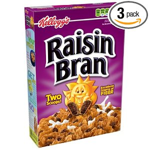 Post image for Amazon: Good Cereal Deals- Apple Jacks and Raisin Bran