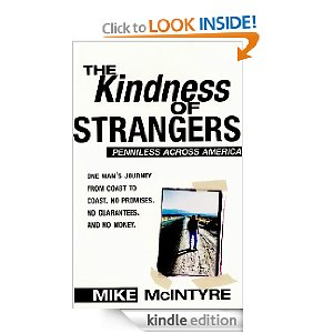 Post image for GONE: Amazon Free Book Download: The Kindness of Strangers: Penniless Across America