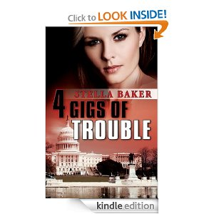 Post image for Amazon Free Book Download: 4 Gigs of Trouble