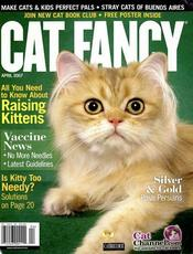 Post image for Cat Fancy Magazine $5.29/yr