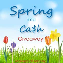Post image for Spring Into Cash World Wide Contest
