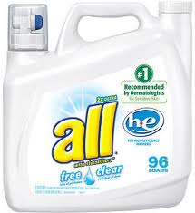 Post image for Walgreens: 150 oz All Liquid Laundry Detergent $9.99
