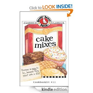 Post image for Amazon Free Book Download: Cake Mixes Cookbook