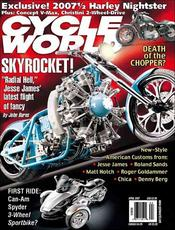 Post image for Cycle World Magazine $3.99/yr