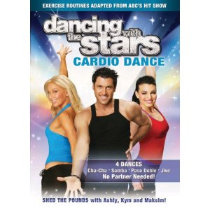 Post image for Dancing With The Stars Cardio Coupon ($7 At Target)