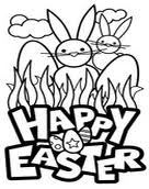 Post image for Crayola: Free Printable Easter Coloring Sheets