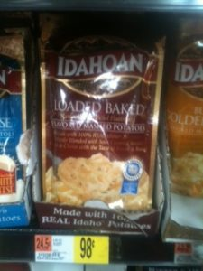 idahoan potatoes walmart 4-11