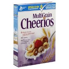 Post image for New Coupon: $0.75/1 Multi Grain Cheerios (As Low As $1.50 A Box)