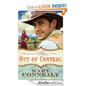 Post image for Book #16: Out of Control (The Kincaid Brides) by Mary Connealy