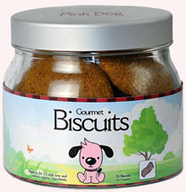 Post image for Free Sample Pink Dog Biscuits