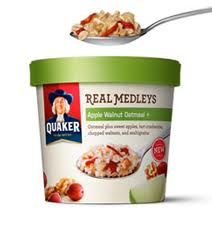 Post image for New Coupon: $1.00 off any 2 Quaker Real Medleys Oatmeal