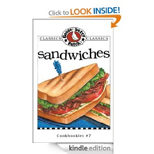 Post image for Amazon Free Book Download: Sandwiches Cookbook (Classic Cookbooklets)