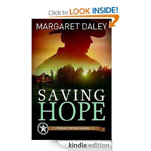 Post image for Amazon Free Book Download: Saving Hope: Men of the Texas Rangers Book 1
