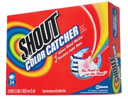 Post image for Free Sample Shout Color Catcher