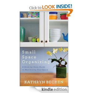Post image for Amazon Free Book Download: Small Space Organizing