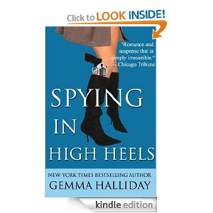 Post image for Amazon Free Book Download: Spying in High Heels (High Heels Mysteries)
