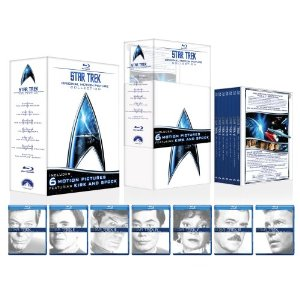 Post image for Star Trek: Original Motion Picture Collection $49.99 (Blu Ray or DVD)