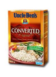 Post image for Uncle Ben's Rice Printable Coupon