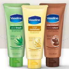Post image for FREE 3 fl. oz. tube of Vaseline Total Moisture