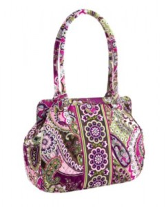 Post image for Vera Bradley: $25 off of $100 + Free Shipping
