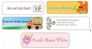 Post image for 140 FREE Address Labels (Just Pay Shipping)