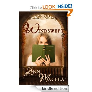 Post image for Amazon Free Book Download: Windswept by Ann Marcela