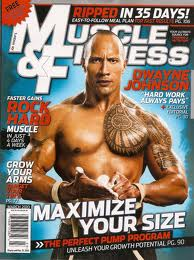 Post image for Muscle & Fitness Magazine – $3.99 For One Year
