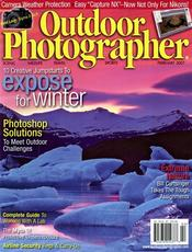 Post image for Outdoor Photographer Magazine – $4.29/Year