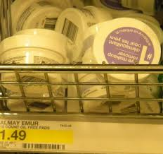 Post image for Target: Almay Make Up Remover Pads $.47