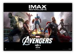 Post image for GONE: Fandango: $5 off Per Ticket For IMAX or 3D (Avengers 3D Anyone?)