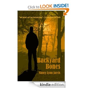 Post image for Amazon Free Book Download: Backyard Bones (Regan McHenry Mystery Series)
