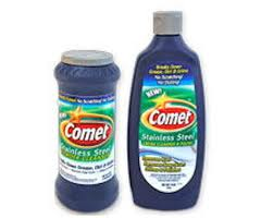 Post image for FREE Comet Stainless Steel Cleaner at Target