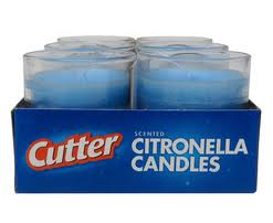 cutter citronella candles