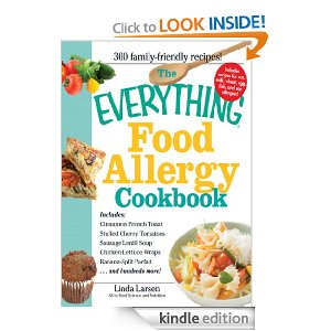 Post image for Amazon Free Book Download: Everything Food Allergy Cookbook: Prepare easy-to-make meals
