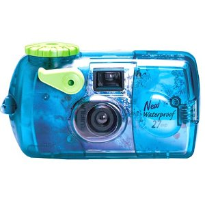 Post image for Fujifilm Quick Snap Waterproof 35mm Single Use Camera $8.95