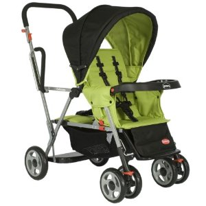 Post image for Joovy Caboose Stand On Tandem Stroller $119.00 With FREE Shipping