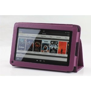 Post image for Kindle Fire Lightweight Folio Cases with Stand $6.99 – $9.99