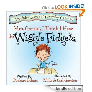 Post image for Amazon Free Book Download: Mrs. Gorski, I Think I Have The Wiggle Fidgets