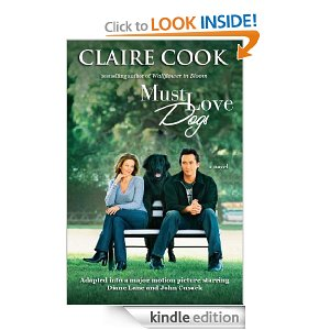 Post image for Amazon Free Book Download: Must Love Dogs