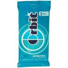 Post image for Rite Aid: Orbit Gum 3 Pack $.99