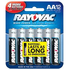 Post image for Hot Coupon: $.55/1 Rayovac Batteries (No Size Restrictions)