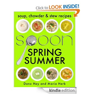 Post image for Amazon Free Book Download: SPOON: Soup, Stew & Chowder Recipes (Spring/Summer)