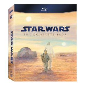 "Post image for ""Star Wars: The Complete Saga"" on Blu-ray for $78.99 shipped"
