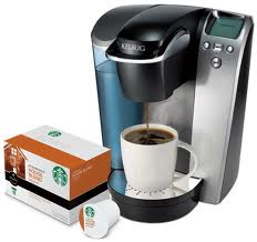 Post image for Starbucks- Buy One Get One Free 24 ct K-Cups