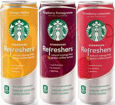 Post image for CVS: Starbucks Refreshers Drinks $.50 Each