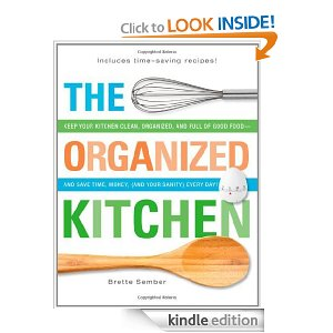 Post image for Amazon Free Book Download: The Organized Kitchen